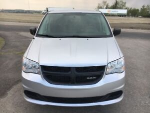 2012 Dodge Grand Caravan Cargo Van Accident Free/Shelving Inside