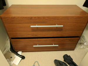 Two drawer  cabinet for SALE