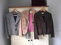 Ronit Zilkha ladies jackets and trouser suit