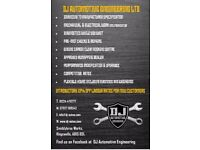 DJ Automotive Engineering for vehicle repairs, remapping and carbon cleaning