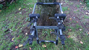 3 bike sportrack /trunk mount $50