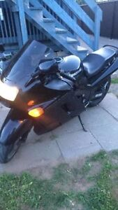 Kawasaki Zx 1100 1992 plaqué touring