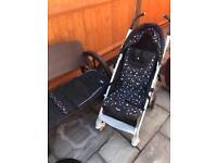 Joie pushchair