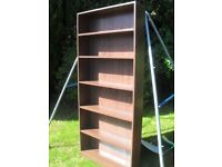 Bookcase, ideal for office or general storage area