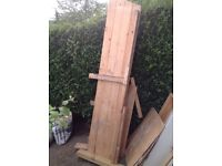 Free firewood for burner or fire