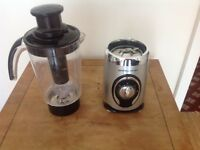 Andrew James silver blender excellent condition £8.99