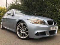 BMW 318d 2.0 (DIESEL) M Sport Saloon...LCI Facelift Model...2009.......