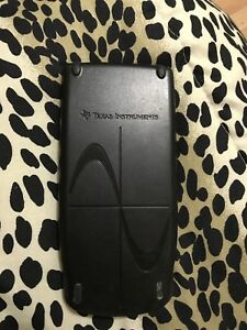 Texas T1-83 graphing calculator