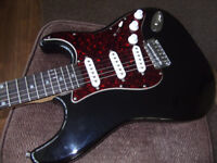 STRATOCASTER TYPE GUITAR