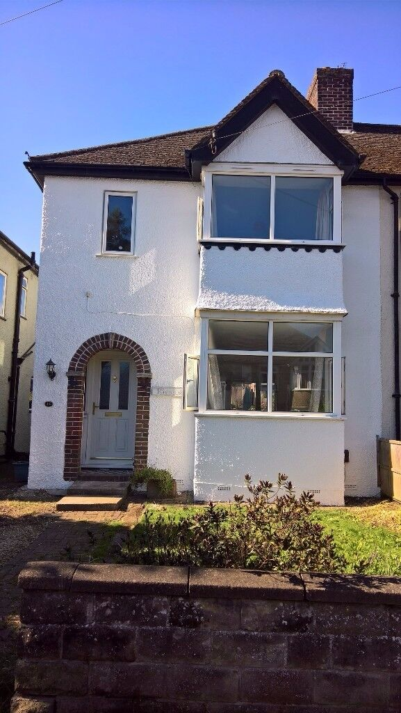 Newly refurbished 3 bed semi-detached house