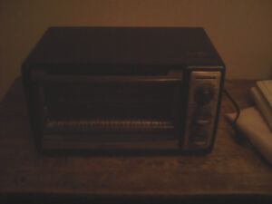 Black & Decker toaster/convection oven