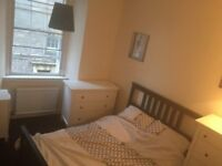 Spacious Double Room available for Festival Let in great location-138/1 Nicolson street.07773023313