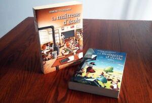 La maitresse d'école tomes 1 et 2 par Ismène Toussain