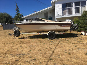 17 foot runabout