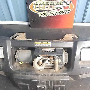 2002  Polaris Sportsman 500 Front Mount without Winch