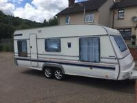 2004 ROYAL WILK 5/6 BERTH GREAT CARAVAN