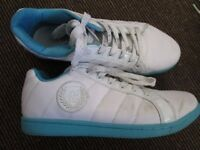 Mercury trainers Size 5
