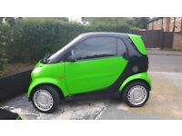 Smart car fortwo city coupe 2003