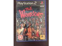 Warriors ps2