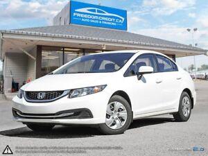 2015 Honda Civic LX LX SEDAN