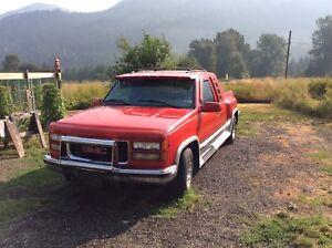 1996 GMC 1/2  ton