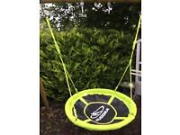 Honduras 4 feet basket swing