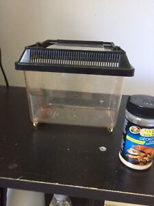 Reptile food/carrier
