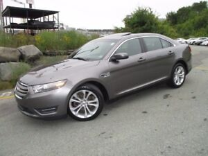 2013 Ford TAURUS SEL ALL WHEEL DRIVE (3.5L V6, NAVIGATION, REVER