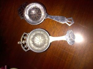 Coronation Tea Strainer