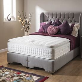 Brand New Encapsulated Pocket Spring Bed With Mattress Also Available Mattress Only Ask For Detail