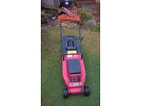 Mountfield princess electric lawnmower