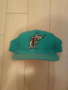 New Era Florida Marlins full-sized baseball cap for sale