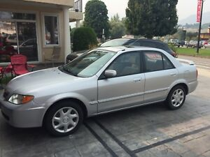Mazda Protege LOW LOW KMs