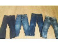 Boys age 2-3 jeans/cords