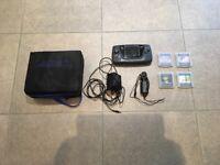 Sega Game Gear plus games