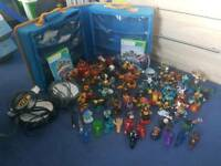 Skylander Bundle including rare Kaos trap