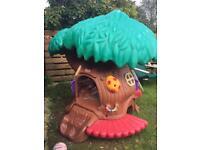 Little tikes tots tree house