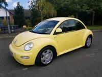 Volkswagen beetle long mot service history