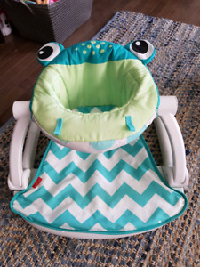 Fisher Price Frog chair