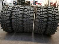 5 tyres 265/75/16 insa turbo special track 250£