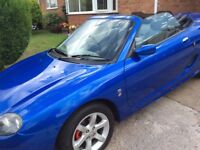 MG TF 135 2006 Convertible