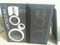 jamo d165 speakers pair