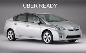 UBER READY PCO TOYOTA PRIUS FOR RENT/HIRE FROM £130 PER WEEK