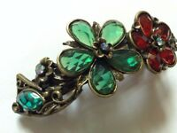 Vintage Flower hair pin/clip