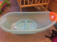 Mothercare baby bath