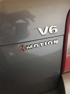2002 VW Passat V 6 all wheel drive