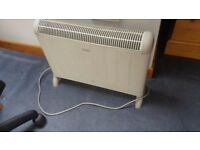 Two small convector heaters for sale