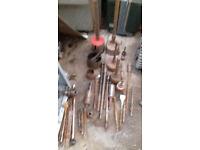 various Tungston/Diamond cutting tools
