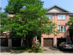 3+1 Bedroom Townhouse at Yonge and 16th $1850