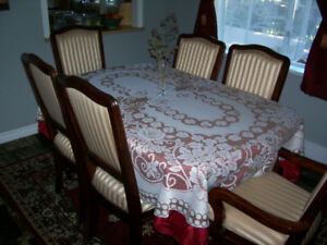 A Very Nice Dining Room Set